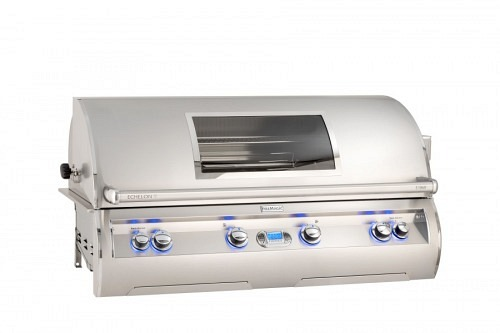 Echelon E1060i Einbaugrill mit Digital Thermometer